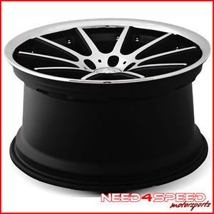 "20"" Mercedes Benz W220 S350 S430 S500 Rennen C10 Machined Concave Wheels Rims"