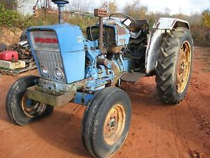 Ford 4000 Diesel Farm Tractor Parts