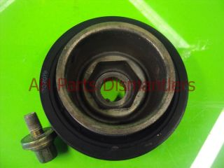 94 95 96 97 98 99 00 01 Acura Integra Harmonic Balancer Belt Crank Shaft Pulley