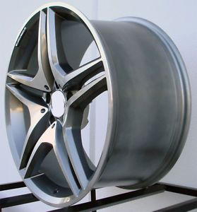 "19"" AMG CL65 Wheels Rims Fit Mercedes SL350 SL500 SL600 SL55 SL63 2003 2011"