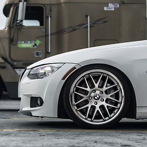 "19"" New Staggered Mesh Style Wheels Rims BMW 3 E90 E91 E92 F1 F10"
