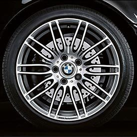 "BMW Performance Style 269 18"" Wheel Tire Set"