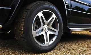 Genuine Authentic Factory AMG Mercedes Benz G55 19 in Wheels Tires G500 G550