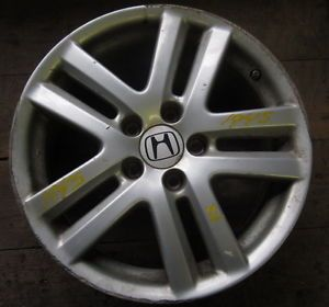 03 04 05 Honda Accord Alloy Wheel 17x7 10 Spoke 1945 2
