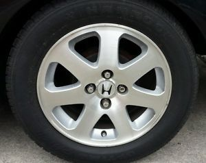 4 99 Honda Civic SI Rims 15' and Tires