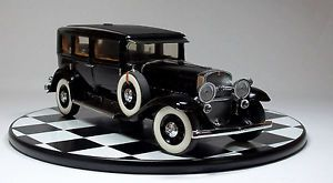 Al Capone's 1930 Cadillac V 16 Sedan from Franklin Mint for Parts or Repair