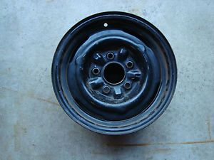 Vintage GM Chevrolet Original Steel Wheel Pontiac Olds Buick 14X6JJ 5x4 75
