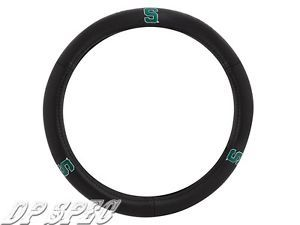 Michigan State Spartans NCAA Genuine Leather Steering Wheel Cover Saab Volvo