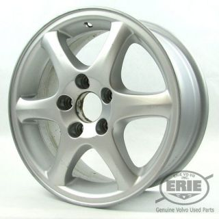 "Volvo 15""x6 5 ANTLIA Alloy Rim Wheel 91925180 for 850 S60 V70 S70 S80"