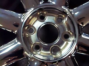 "New Take Offs 20"" GMC Denali Yukon Tahoe Suburban Chrome Wheels Rims Tires"