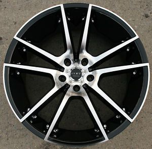 Black Range Rover Rims 20