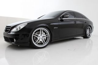 "20"" Mercedes Benz W218 CLS550 CLS63 CLS Roderick RW2 Staggered Wheels Rims"