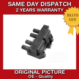 Daewoo Leganza 2 0 16V 1997 2002 Block Type Ignition Coil Pack 96350585 New