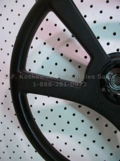 Chevy GMC Pickup Truck Interior Steering Wheel