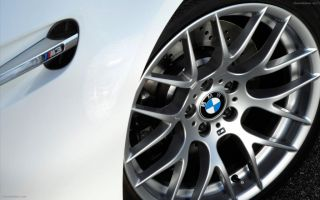 BMW E90 E92 E93 M3 ZCP Competition Package Hyper Silver Wheel Set