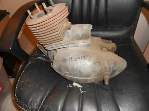 HARLEY1958 Hummer Aermachi Sprint Engine Case Motor Parts