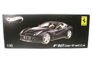 Ferrari F12 Berlinetta Elite Edition 1 18 Hot Wheels Diecast Model Car X5476