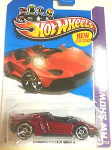 Hot Wheels 2013 Lamborghini Aventador J 180 SEALED New Ultra RARE
