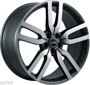 "20"" Wheels for Range Land Rover Super Charger HSE LR3 LR4 Sport Caps Rims"