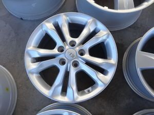 2011 2012 Kia Optima 17 inch Wheel Rim Factory