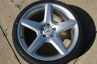 "19"" Mercedes Benz AMG SL65 SL63 SL55 CLS63 CLS55 E63 E55 Wheels Rims Tires"