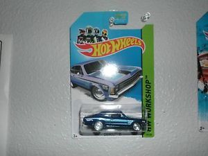 Hot Wheels Treasure Hunt   SS Camaro