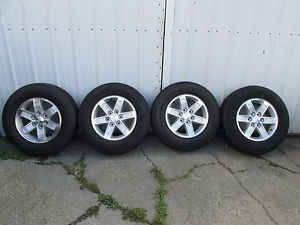 GMC 17 Wheels Tires