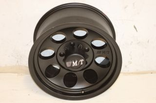1 Black Mickey Thompson Classic III Wheel 17x9 5x5 5 76 86 Jeep CJ CJ 7 CJ 5