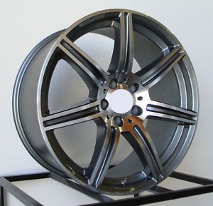 "19"" AMG Wheels Rims Fit Mercedes Benz E320 E350 E500"