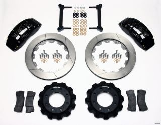 Wilwood Disc Brake Kit Hummer H2 Chevy Suburban Avalanche Yukon XL 2500 4 63 16""