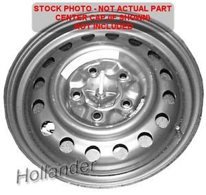 2000 Jeep Grand Cherokee Compact Spare Tire Wheel Rim 2622493