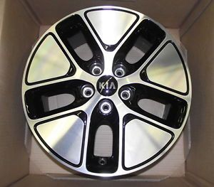 "2011 2012 2013 Kia Optima Hybrid 17"" Take Off Alloy Wheel Rim Wheels Rims"