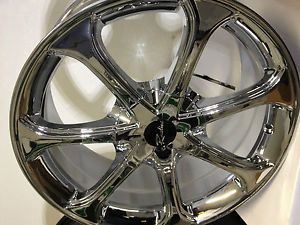 "17 inch Chrome Raceline 197 Wheels Rims Kia Rio Spectra 4x100 17"" Sale"