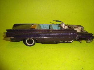 1 25 Scale Model Car Parts 1960 Buick Invicta Conv Parts Car