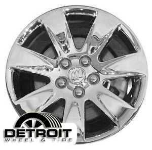 Buick Allure Lacrosse Factory Wheel Rim 4095 Chrome 2010 2012