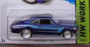2014 Hot Wheels Chevrolet SS Super Treasure Hunt Chevy