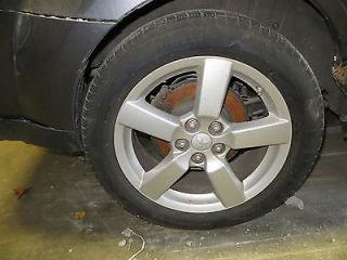 18x7 5 Spoke Alloy Wheel 2007 Mitsubishi Outlander