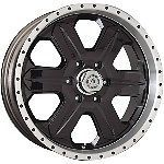 17 inch Wheels Rims Black Jeep Grand Cherokee Wrangler JK 5x5 American Racing