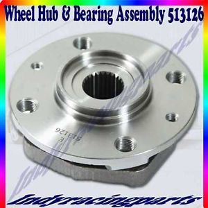 90 90 Saab 9000 Front Wheel Bearing Hub Assembly Excluding 513126