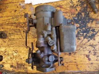 Willys Jeep Parts Ford GPW MB Carburator Wo 539