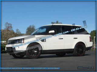 "Land Rover 22"" inch Wheels Rims Range Rover Sport HSE MAR520 Custom Color New"