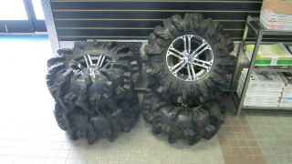 Black Mamba 6PLY Wheel and Tire Kit
