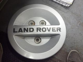 97 Land Rover Discovery Spare Wheel Carrier Cover Only 210951