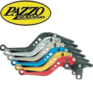 Pazzo Racing Motorcycle Levers Set BMW R1200RT 2010 2011
