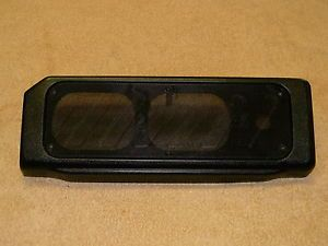 2003 2004 Land Rover Discovery Series II Rear Cargo Door Sub Speaker Cover
