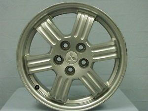 104i Used Aluminum Wheel 00 02 Mitsubishi Eclipse 17x6 5