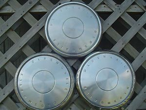 Oldsmobile Olds Toronado Toro Poverty Hubcaps Wheel Covers Vintage Center Caps