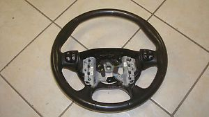 04 Pontiac Bonneville GXP Steering Wheel Leather and Carbon Fiber