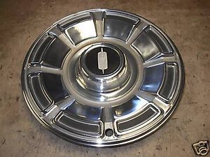 1968 68 Oldsmobile F85 Cutlass Hubcap Wheel Cover 14""