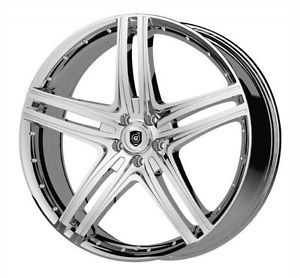 "22"" Dropstar DS08 Set of 4 Wheels Rims Blow Out Audi Jetta Mercedes AMG A6 A4"